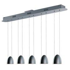 Arch 5-Light LED Pendant