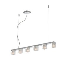 Blocs 6-Light Pendant