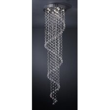 Cascada 9-Light Cascade Pendant