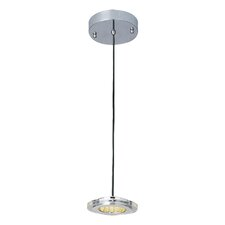 L.E.D 1 LED Integrated Bulb Mini Pendant