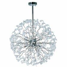 Zest 8 Light Globe Pendant