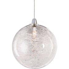 Starburst 1 Light Globe Pendant