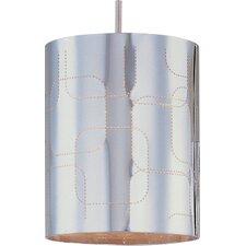 Silver Plate 1-Light RapidJack Pendant