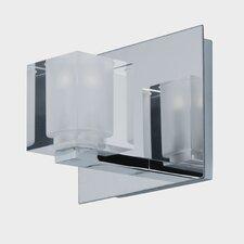Blocs 1 Light Bath Vanity Light