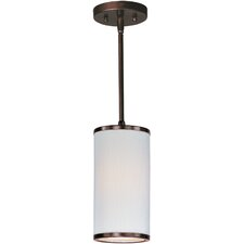 Elements 1-Light Pendant with Stem