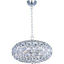Brilliant 6 Light Globe Pendant