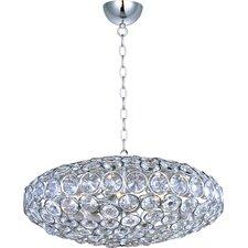 Brilliant 8-Light Globe Pendant