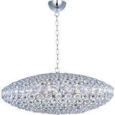 Brilliant 12 Light Crystal Pendant