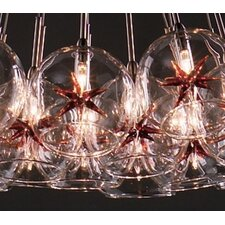 Starburst 9-Light Pendant
