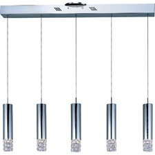 Bangle 5-Light Pendant