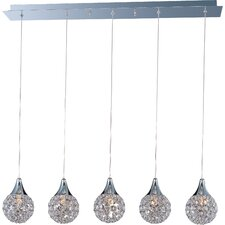 Brilliant 5-Light Pendant