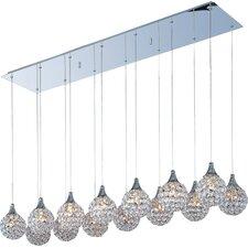 Brilliant 14-Light Pendant
