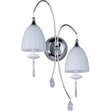 Chute 2-Light Wall Sconce