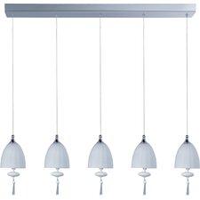 Chute 5-Light Pendant