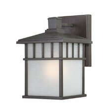 Barton 1 Light Outdoor Wall Lantern