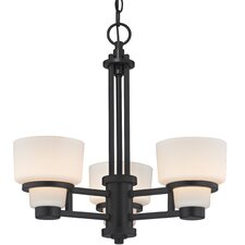 Saxon 3 Light Chandelier