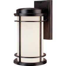 La Mirage 1 Light Wall Lantern