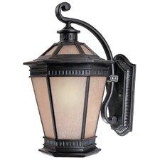 Vintage 1 Light Outdoor Wall Lantern