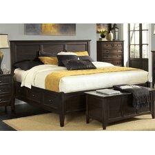 Westlake Storage Panel Bed