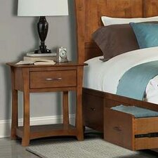Grant Park 1 Drawer Nightstand