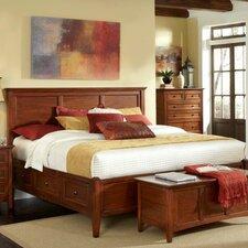 Pawnee Platform Customizable Bedroom Set