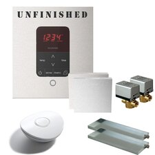 Butler Square Steam Thermostat, Timer, and Steamhead