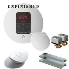 Butler Round Steam Thermostat, Timer, and Steamhead