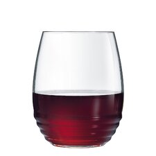 Eminence Btd 17 oz. Stemless Wine Glass (Set of 12)