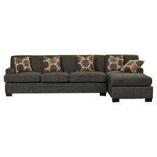 Natalee Reversible Chaise Sectional