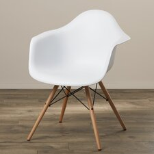 Whiteabbey Molded Arm Chair