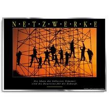 Netzwerke Poster