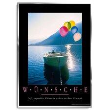 Wünsche Poster