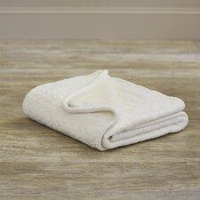 Massey Sherpa Knit Throw Blanket