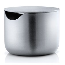BASIC Sugar Bowl With Stainless Steel Lid