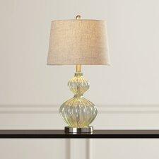 """Kawaii 25"""" H Table Lamp with Empire Shade"""