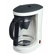 8 Cup Coffee Maker with Tea Brewing Function