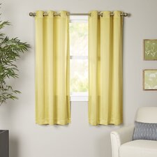 Wayfair Basics Grommet Single Curtain Panel