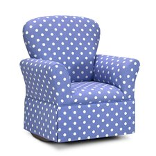 Skirted Kids Cotton Rocking Chair