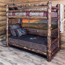 Glacier Country Twin Bunk Bed