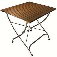 Galleria Folding Side Table