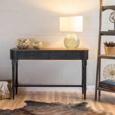 Myrtle Wood Console Table
