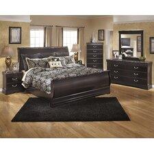 Esmarelda Sleigh Customizable Bedroom Set