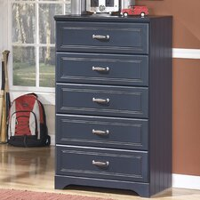 Leo 5 Drawer Chest