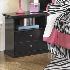 Maribel 1 Drawer Nightstand