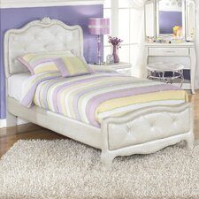Zarollina Panel Customizable Bedroom Set