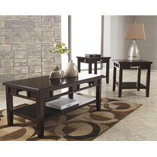 Canyon 3 Piece Coffee Table Set