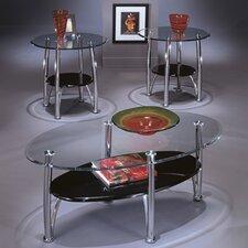 Patrick 3 Piece Coffee Table Set