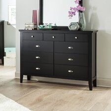 Braflin 9 Drawer Dresser