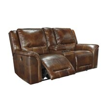 Jayron Double Reclining Console Loveseat