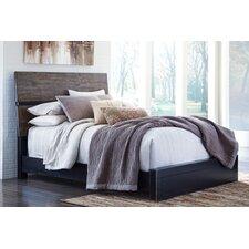 Emerfield Panel Bed